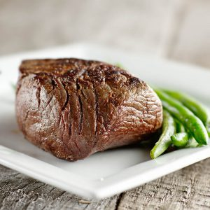 Sirloin steak image