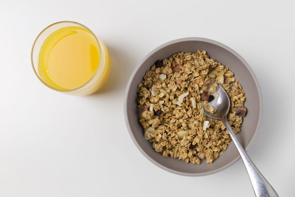 Cereal fiber