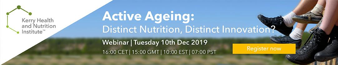 Active Ageing Webinar