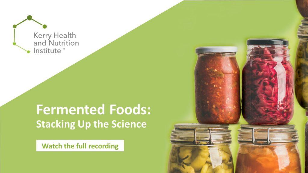 KHNI Fermented Foods Webinar