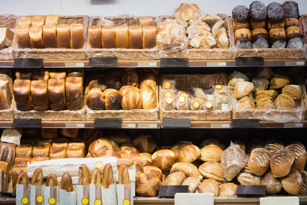 Bread is the most wasted food globally